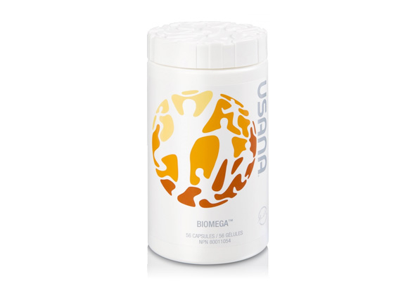 Omega-3 supplement d'USANA - Biomega image