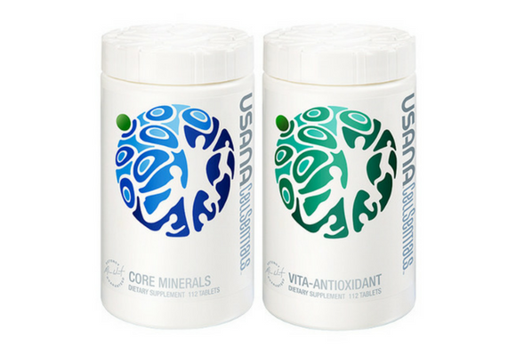 Ensemble CellSentials d'USANA image
