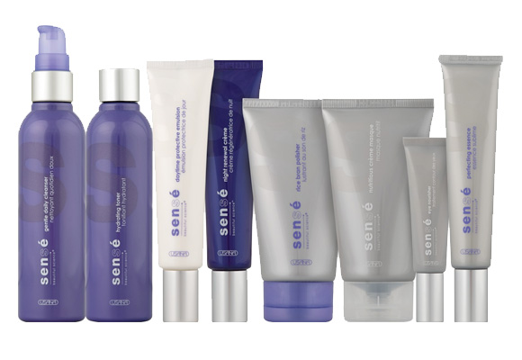 USANA Deluxe Pack with Perfecting Essence - USANA Ensemble de luxe Sensé image