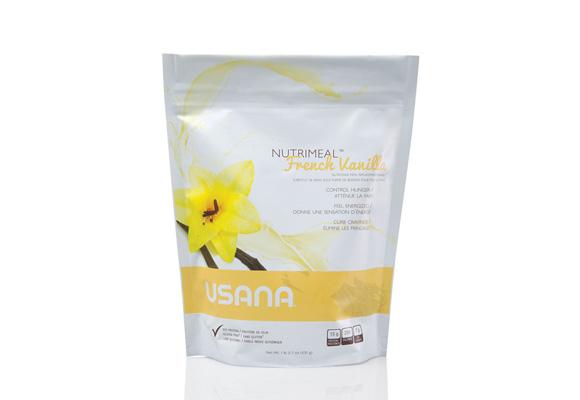 USANA Vanilla Nutrimeal™ - USANA Nutrimeal vanille francaise image