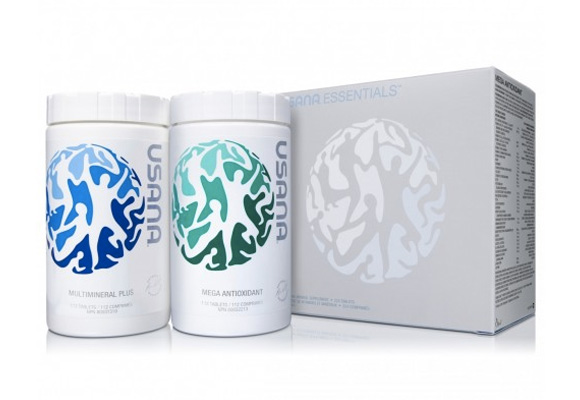 Buy USANA Essentials™ in Canada the best Mega Antioxidant & MultiMineral Plus
