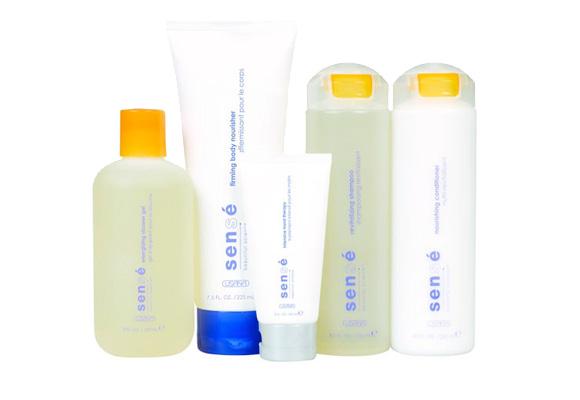 USANA Sensé Hair & Body Pack - USANA Ensemble de soins corporels et capillaires image