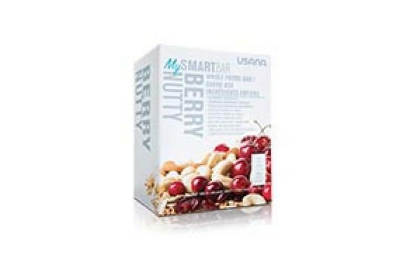 USANA MySmartBar Berry Nutty image